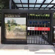 金水區安裝平移門,門禁平移門圖片
