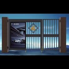 安装广告门安装公司哪家好,广告平移门图片