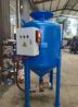 滄州1010高壓手動環保箱式噴砂機