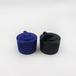 廣西透明藍色蒙砂電鍍UV塑料蓋,瓶帽
