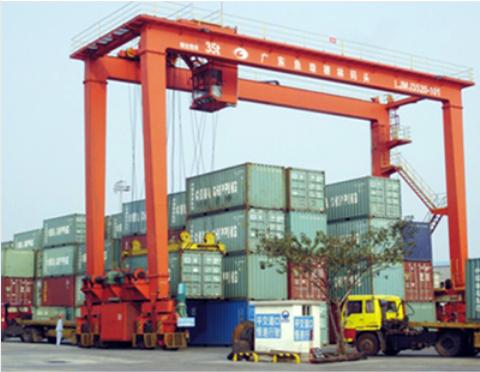 连云港港口起重机