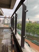 桂林玻璃欄桿價格實惠,鋅鋼護欄圖片