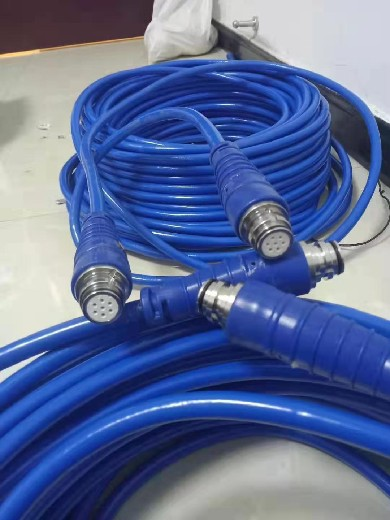 環保天聯線纜礦用通信拉力電纜MHYVRP服務周到