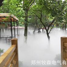 金華公園人工造霧系統哪家好圖片