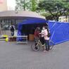 上海軒譽活動推拉棚,上海金山石化街道供應活動雨篷放心省心