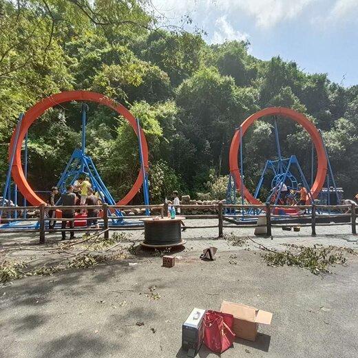 南宁360度旋转自行车,网红旋转自行车