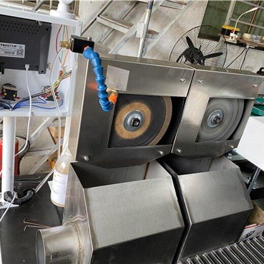 深圳率全自動打磨拋光機質量可靠,手表帶粒自動打磨拋光機