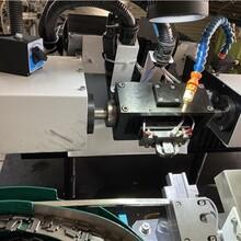 東莞自動下料全自動打磨拋光機設計合理,手表帶粒自動打磨拋光機圖片