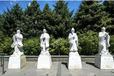 耐用校園名人雕塑質量可靠