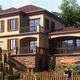 景觀房屋設計圖