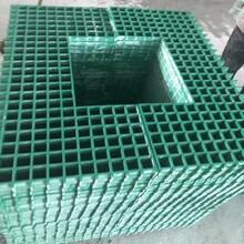 重慶定做建誠玻璃鋼樹池篦子品種繁多,市政專用樹池格柵圖片