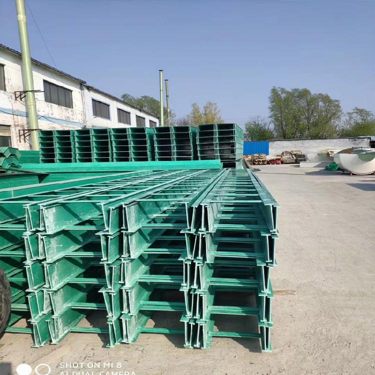 江西耐用建诚玻璃钢电缆槽服务周到,电缆桥架