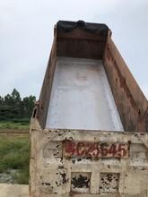 湖北渣土车车厢滑板用途图片