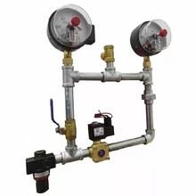 湿式预作用报警阀组,预作用装置控制盘图片