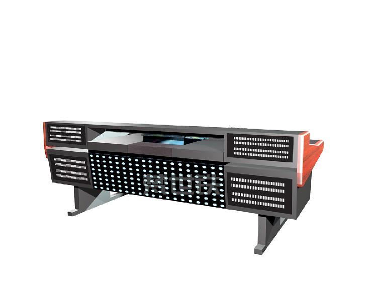 梵世铁录音棚控制台、录音棚录音桌、录音棚编曲桌,全新梵世铁音频控制台安全可靠