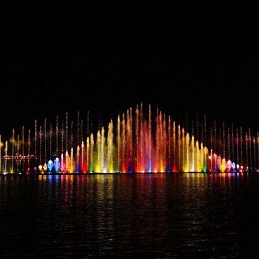 圣仑喷泉设备,智能圣仑喷泉服务
