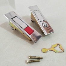 消防栓箱彈簧鎖半開,不銹鋼消防箱鎖圖片