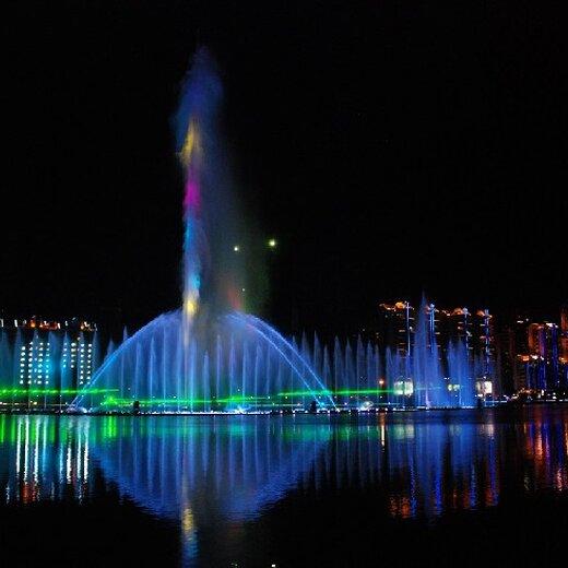 喷泉性能可靠,音乐喷泉