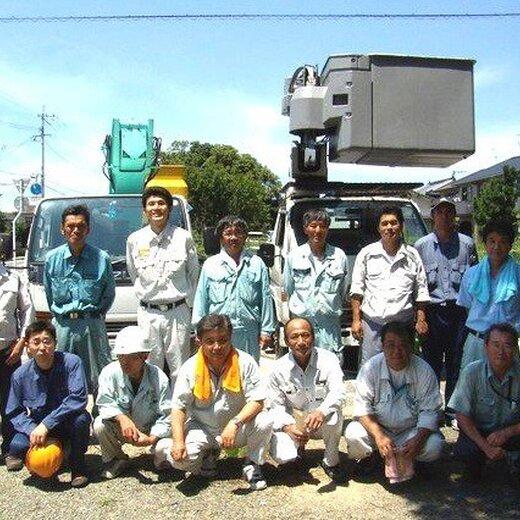 長沙正規出國勞務公司月薪3萬起鋼筋工水電工油漆工