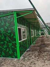 臺山市活動板房拆裝回收怎么算圖片