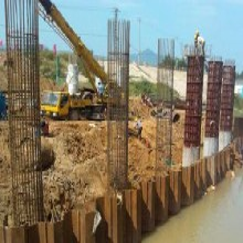 中山供應鋼板樁市場報價,建筑鋼板樁圖片
