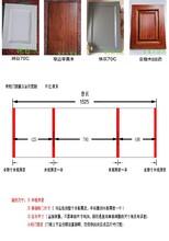 橱柜门的材质图片