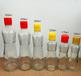 泰信玻璃罐,河南避光遮光香薰磨砂藥玻玻璃瓶密封性能淄博