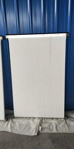 貴州新款塑燒板除塵器,含水含油粉塵治理設備