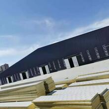 河南洛陽恒溫聚氨酯冷庫板供應商圖片