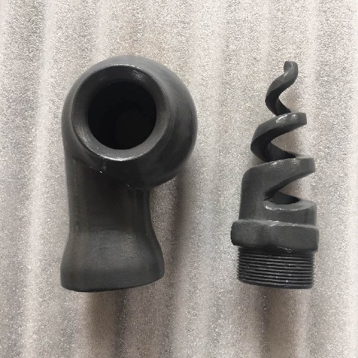 吉林碳化硅脫硫噴嘴工業噴嘴,實心錐噴嘴