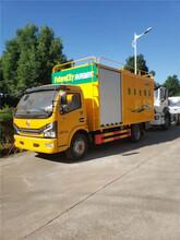 开县东风多利卡吸污净化车厂家分期送车上户一条龙图片