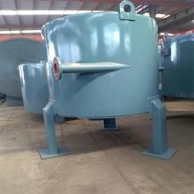 北京定制螺旋板贫富油冷却器,螺旋板冷凝器图片