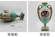 古文物修復瓷器古董修復,亳州逼真陶瓷修復