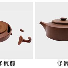 广东可靠陶瓷修复,古文物修复图片