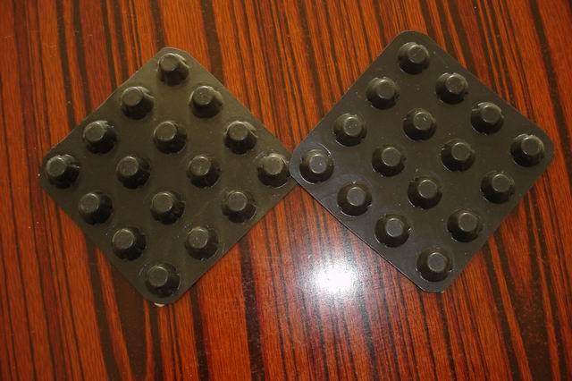 陕西排水板供应信息,塑料凹凸排水板