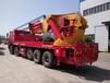 新款60噸重汽折臂吊車廠家配置,折臂式隨車吊