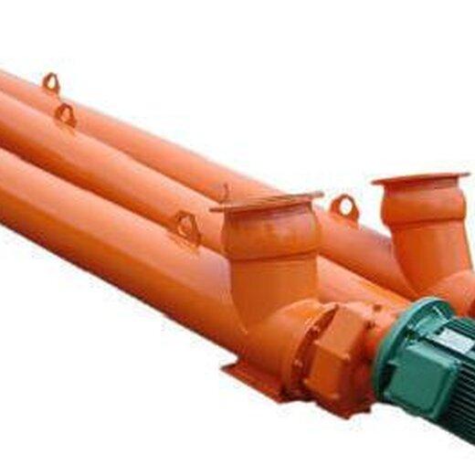 海红蕊管式螺旋输送机,云南大理生产海红蕊绞龙输送机