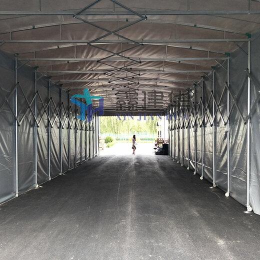 蘇州承接伸縮雨棚有多大