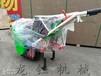 龍鈺糧食播種機,三行汽油精播機
