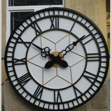 定制塔楼大钟维修,室外大钟图片
