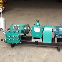 天津防爆高压BW150三缸泵顶管加固图片
