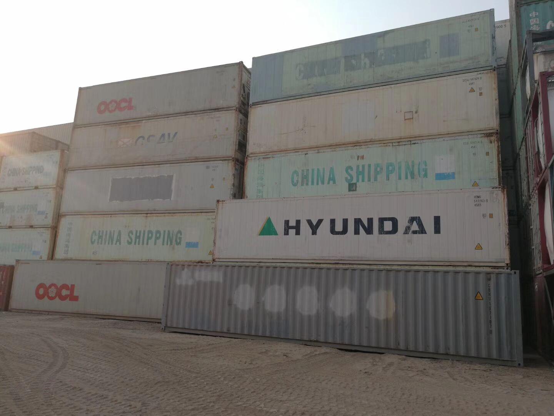 上海宝山冷藏集装箱出售厂家