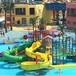 旺明水上游樂設備水上滑梯,專業水上樂園供應商