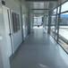 烏拉特前旗集裝箱彩鋼房-彩鋼壓型板,內蒙古集裝箱彩鋼房