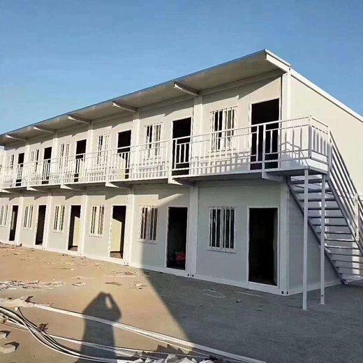 巴彥淖爾活動彩鋼房安全可靠,鄂爾多斯鋼結構活動房