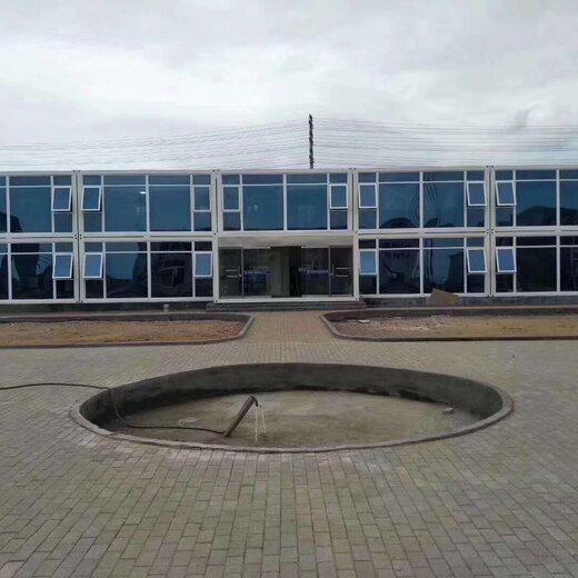 伊金霍洛旗活動彩鋼房出售,鄂爾多斯鋼結構活動房