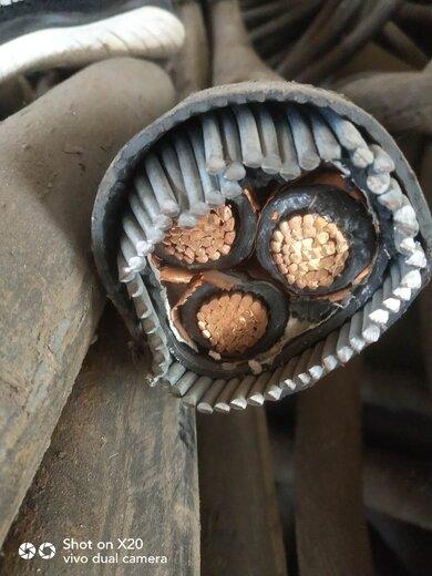 云南高价电线回收-废旧金属回收