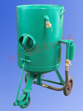 唐山手动环保喷砂机图片