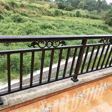 岳阳铝艺护栏价格,铝艺阳台护栏图片