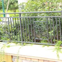 广西阳台护栏厂,锌钢护栏图片